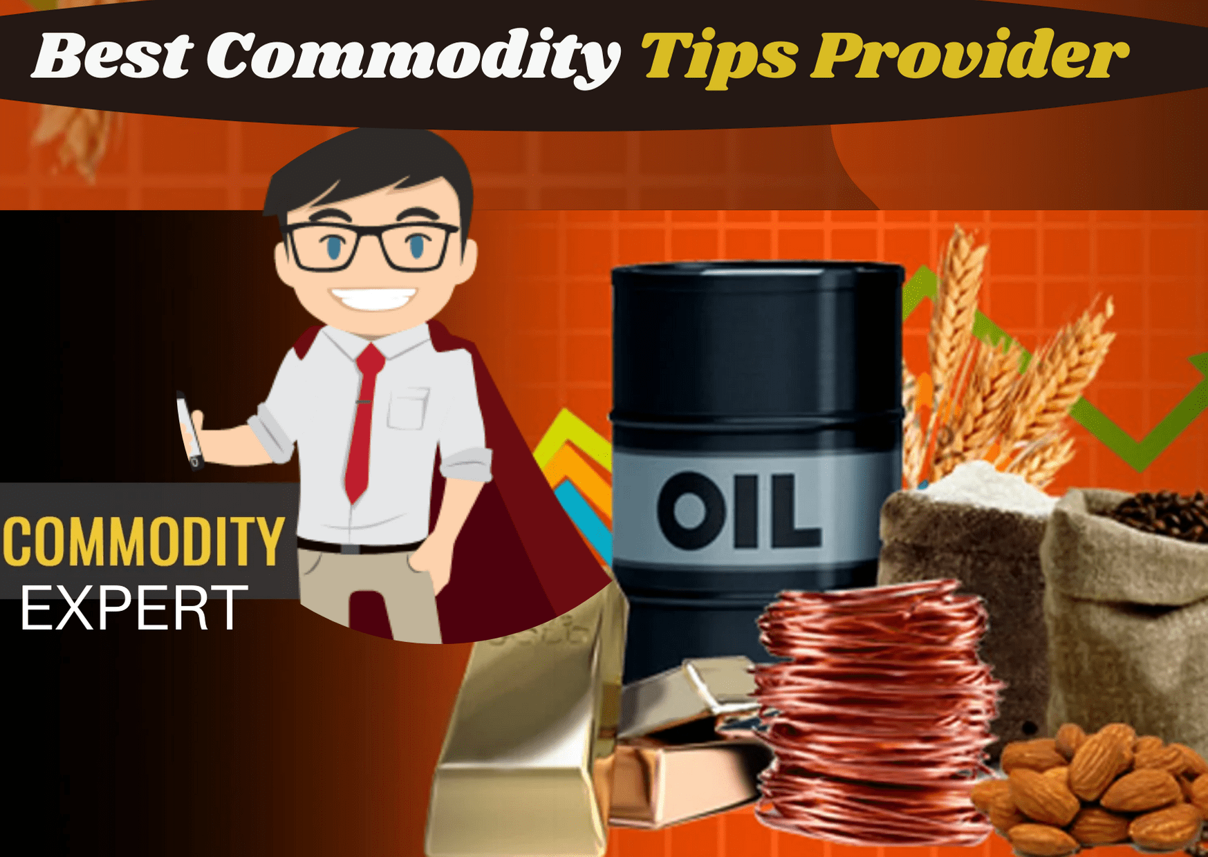 Mcx free tips today, accurate commodity tips provider
