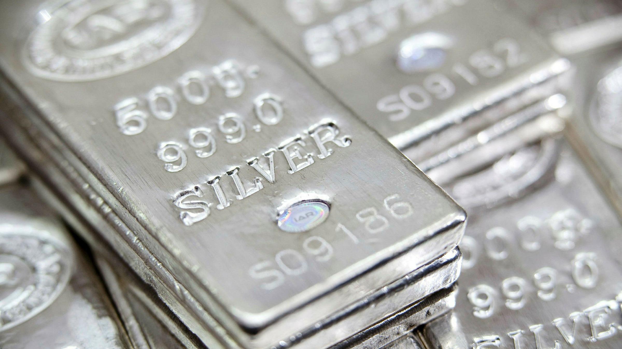 Mcx silver tips
